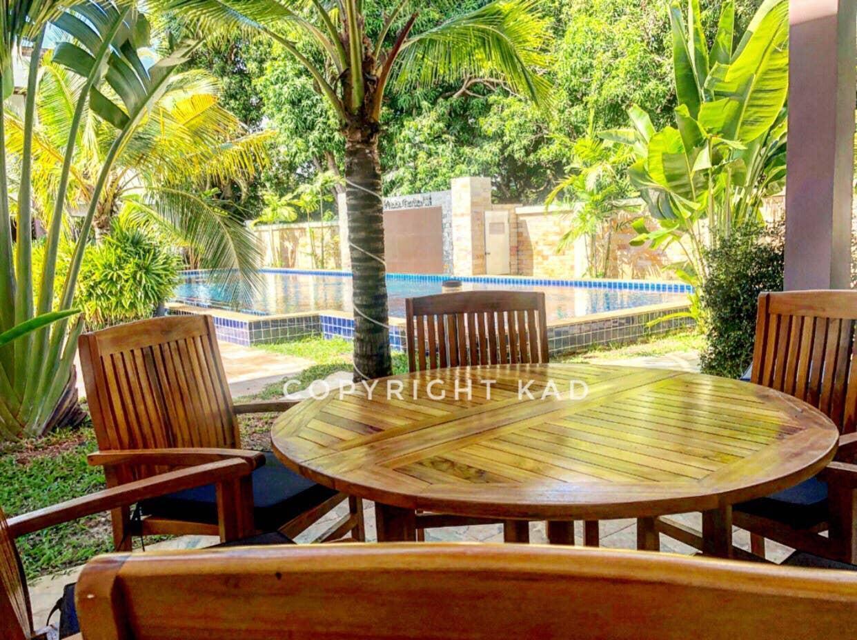 Oasis Garden 3 BR and 2 bath 3 ห้องนอน 3 ห้องน้ำส่วนตัว ขนาด 75 ตร.ม. – หาดระยอง