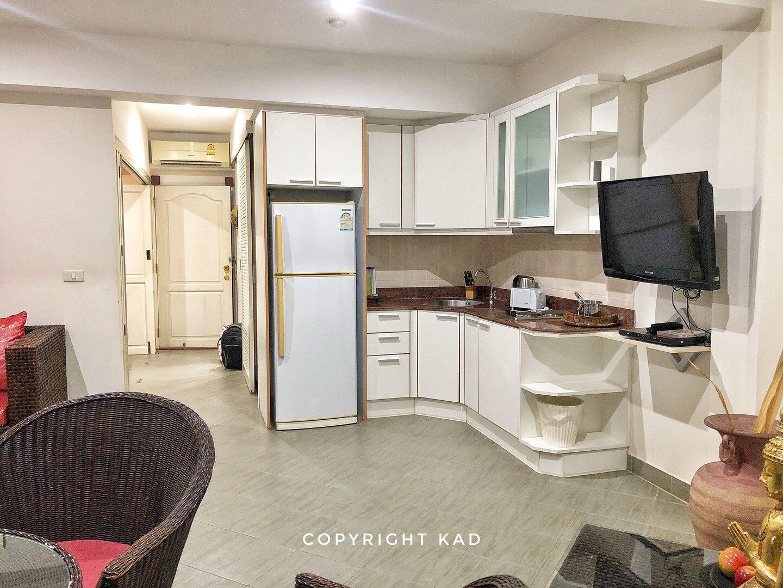 Superior apartment 1 bed 43 Sqm. 1 ห้องนอน 1 ห้องน้ำส่วนตัว ขนาด 43 ตร.ม. – หาดระยอง