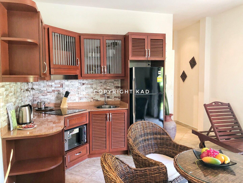 Tropicana Villa 2 beds 2 bath Garden 2 ห้องนอน 2 ห้องน้ำส่วนตัว ขนาด 75 ตร.ม. – หาดระยอง