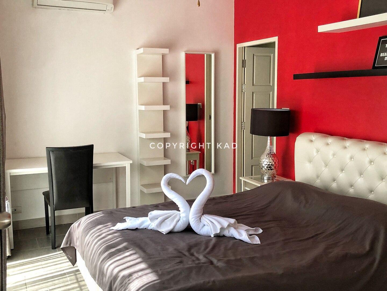 Tropicana Villa 2 beds 2 bath and private Pool. 2 ห้องนอน 2 ห้องน้ำส่วนตัว ขนาด 75 ตร.ม. – หาดระยอง