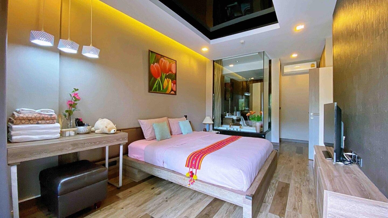 U88 Luxury Apt 50 SqM.@Nimman-MAYA 1 ห้องนอน 1 ห้องน้ำส่วนตัว ขนาด 50 ตร.ม. – ห้วยแก้ว