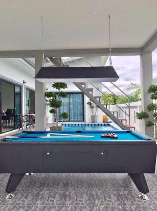Heaven blue pool villa 2 ห้องนอน 2 ห้องน้ำส่วนตัว ขนาด 75 ตร.ม. – กลางเมืองหัวหิน