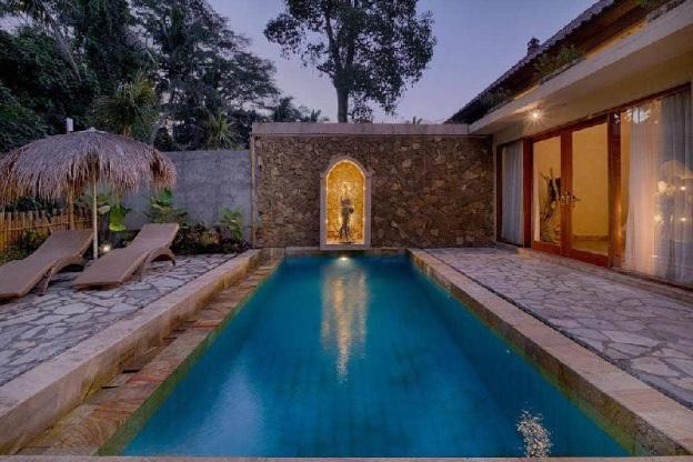 4BR Whole Private Pool Villa @Mas Ubud