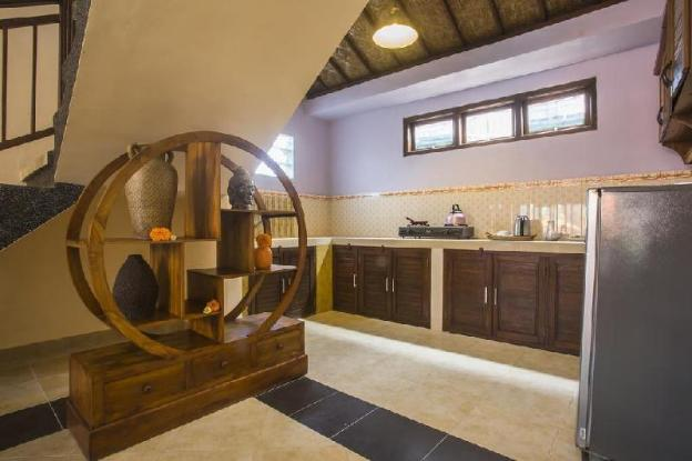 2BR Deluxe Pool Villa included Breakfast @Ubud