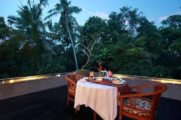 3BR Private Pool Villa + Breakfast @Ubud