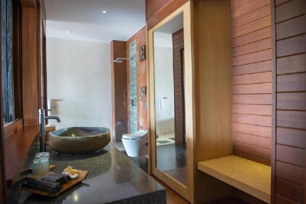 1BR Villa + Pool + Hot Tub + Mountain View @Ubud