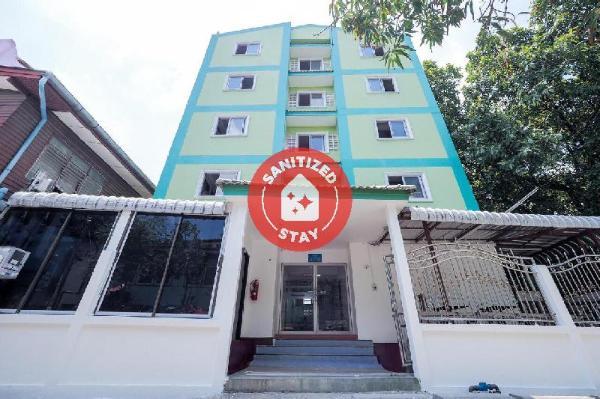 OYO 558 Green Room Bangkapi Bangkok