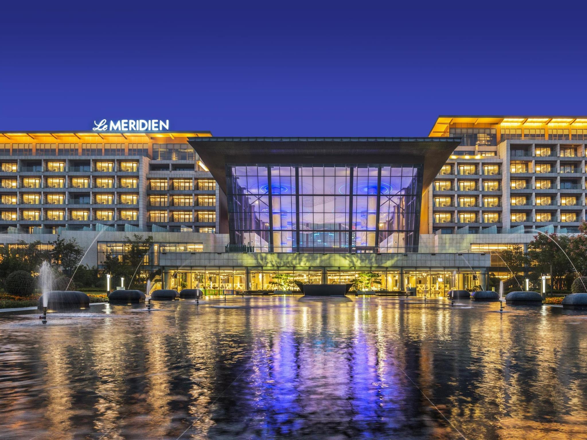 Le M�ridien Qingdao West Coast Resort