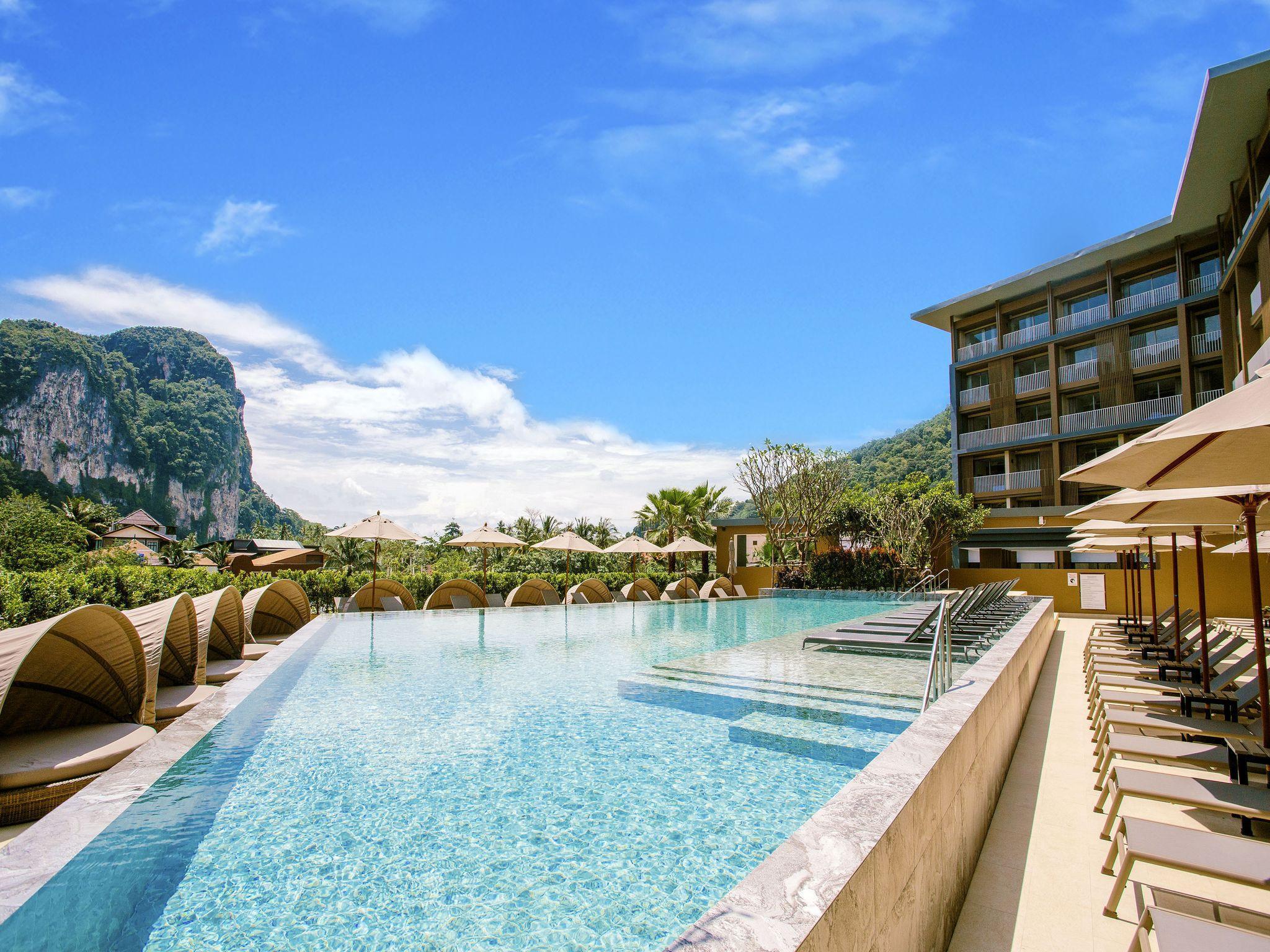 Centra by Centara Phu Pano Resort Krabi เซนทรา ภูพาโน กระบี่
