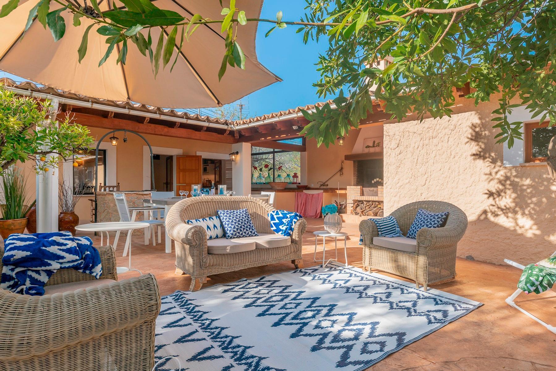 Villa Bunyola Tramuntana's Sun