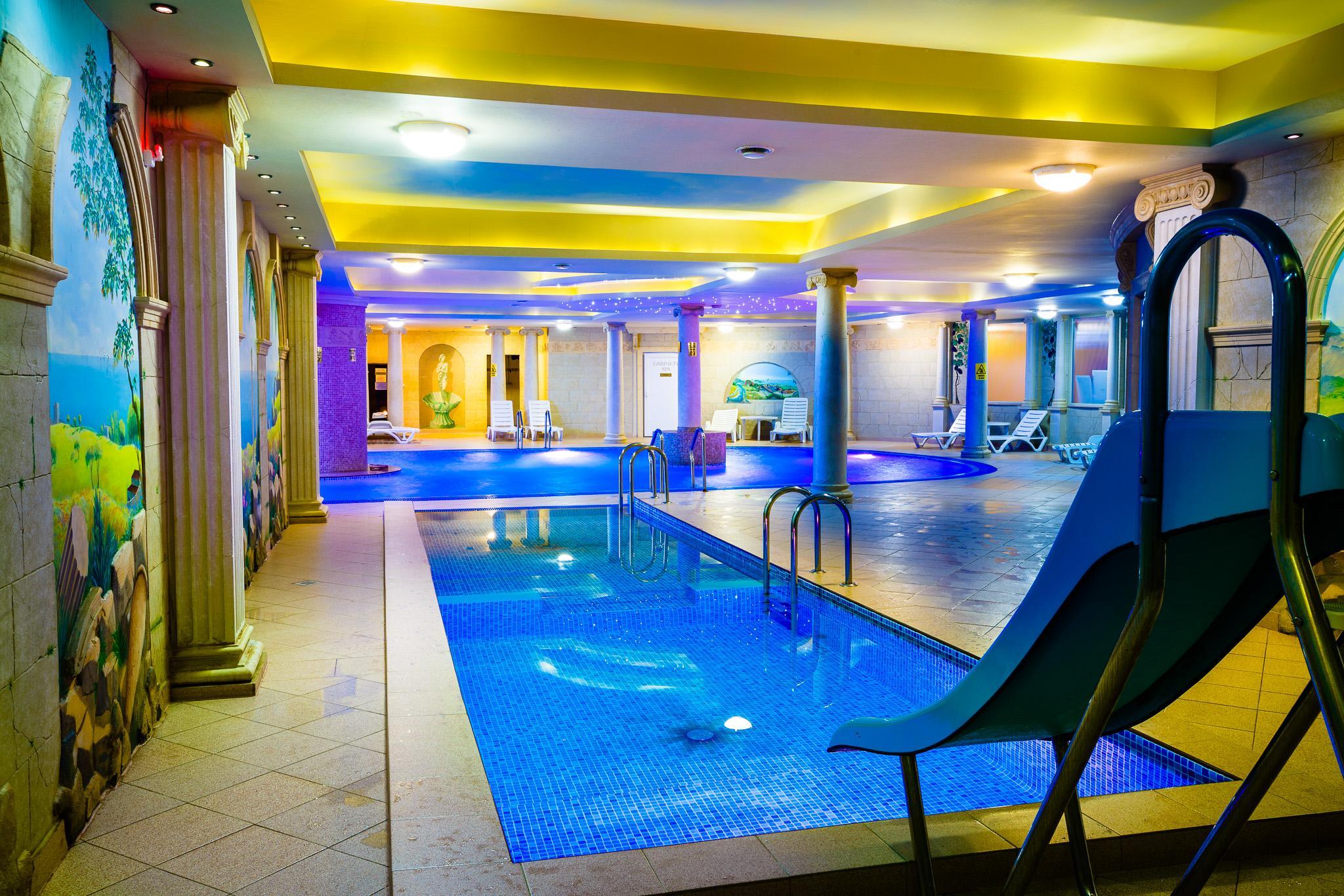 Hotel Gloria Basen SPA