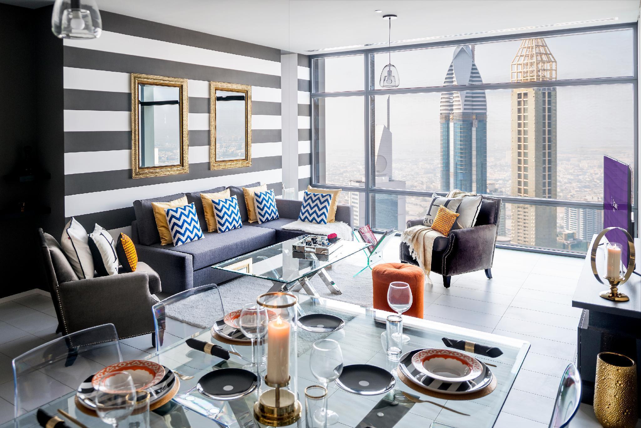 Dream Inn   Index Tower 2BR Apartment