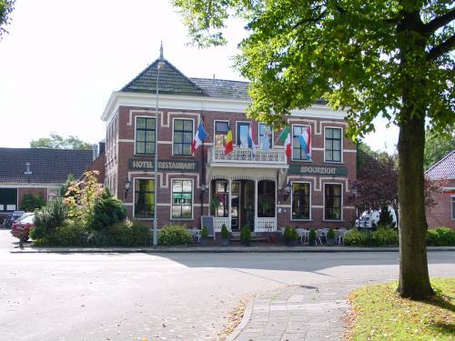 Hotel Spoorzicht And SPA