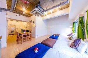 FP 1 Bedroom Apartment near Shinsaibashi TW2