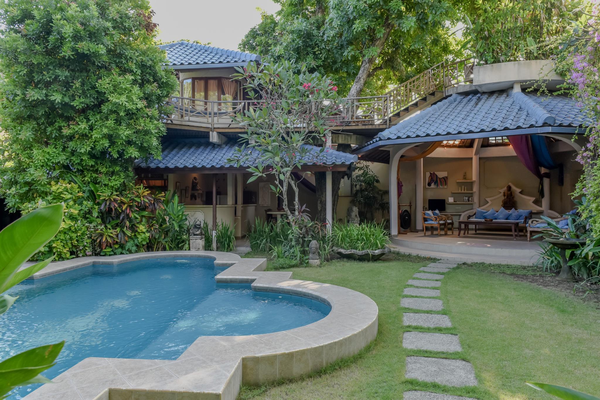 Ben Bali Villa near beach,trendy shops&restaurants 2