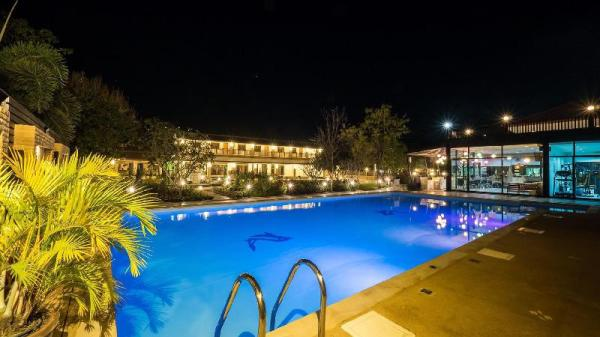 Au place hotel Loei