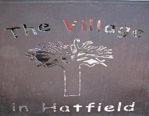 哈特菲尔德别墅 (The Village in Hatfield)