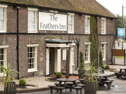 Feathers Inn By Greene King Inns