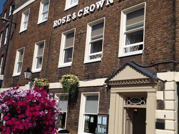 The Rose And Crown Hotel