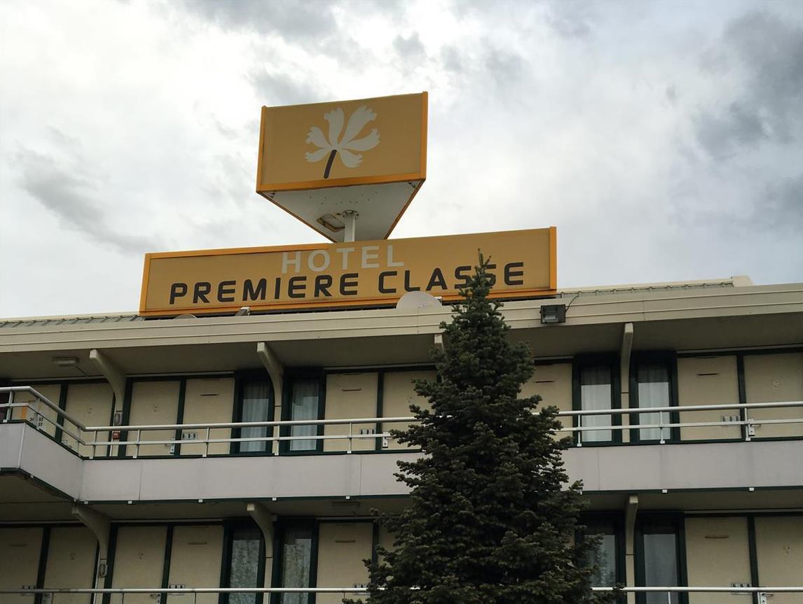 Premiere Classe Lyon Sud Chasse Sur Rhone Vienne