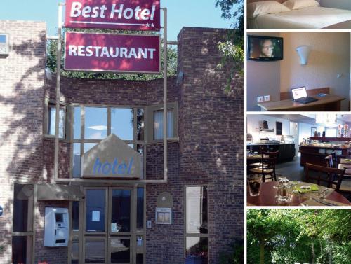 Best Hotel Caen Citis - Herouville-Saint-Clair