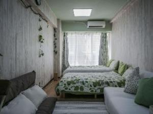 B4 1 Bedroom Apartment in Shinjuku Area