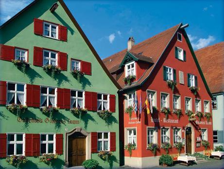Hotel Restaurant Goldenes Lamm