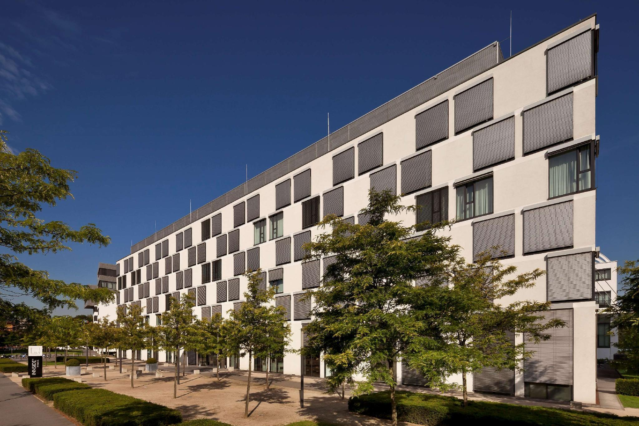 Innside By Melia Dusseldorf Derendorf Hotel