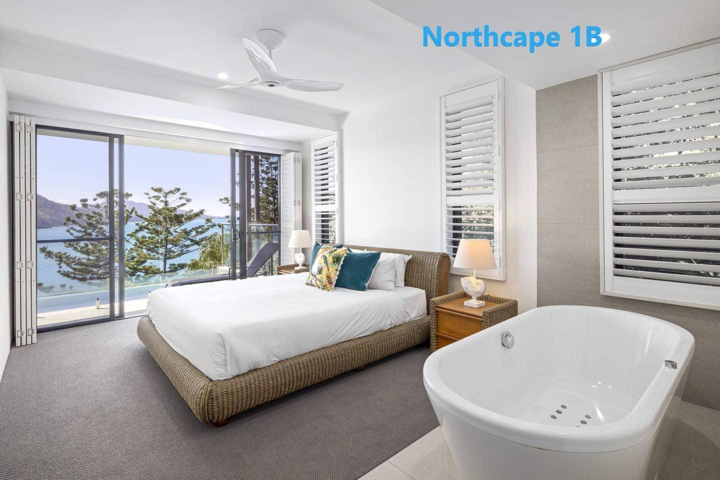Northcape One 2 Bedroom - Choose Between 1A or 1B