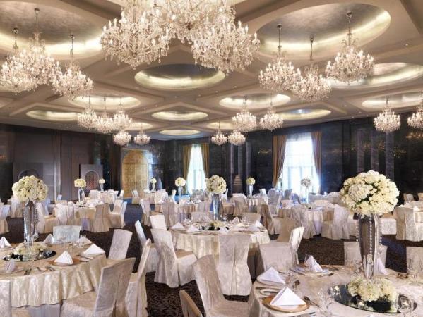 Raffles Dubai Hotel Dubai