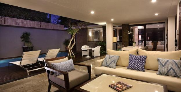 Luxury 1 Bedroom Pool Villa - Breakfast