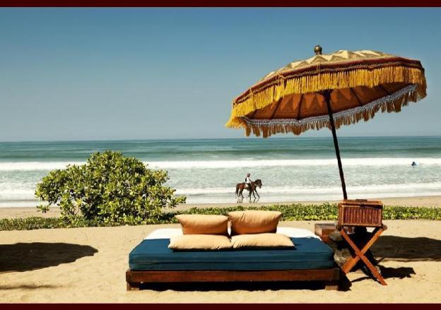 Private Pool & Ocean View Villa in Seminyak