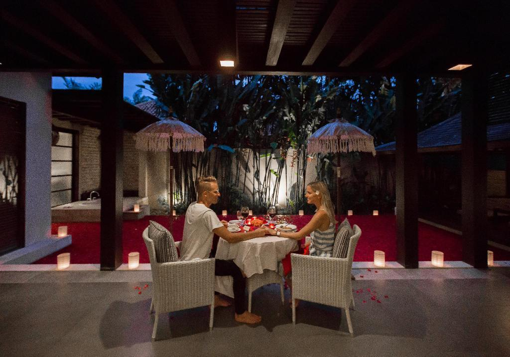 One BR Pool Villa-Breakfast#ADK