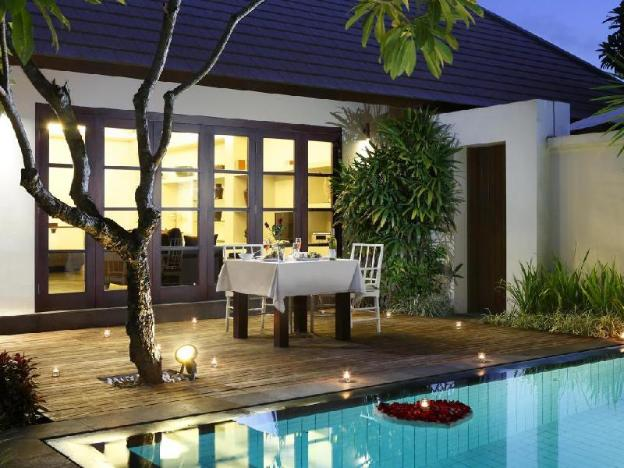 TwoBR Villa with Private Pool-Breakfast|MBB