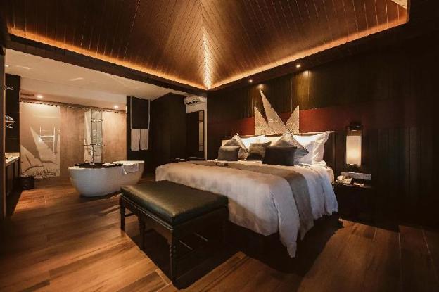 Deluxe Room Pool Access-Breakfast|TVB