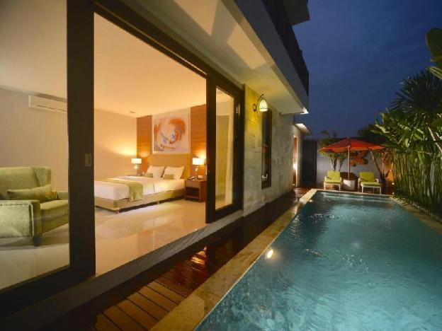 Two BR Villa with Private Pool-Breakfast|SV