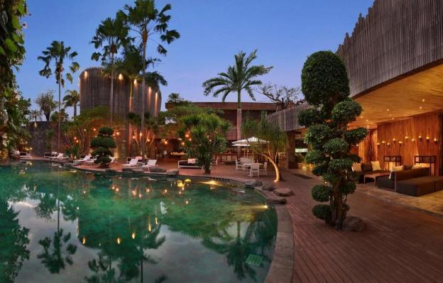 Three BR Presidential Pool Villa-Breakfast|PS