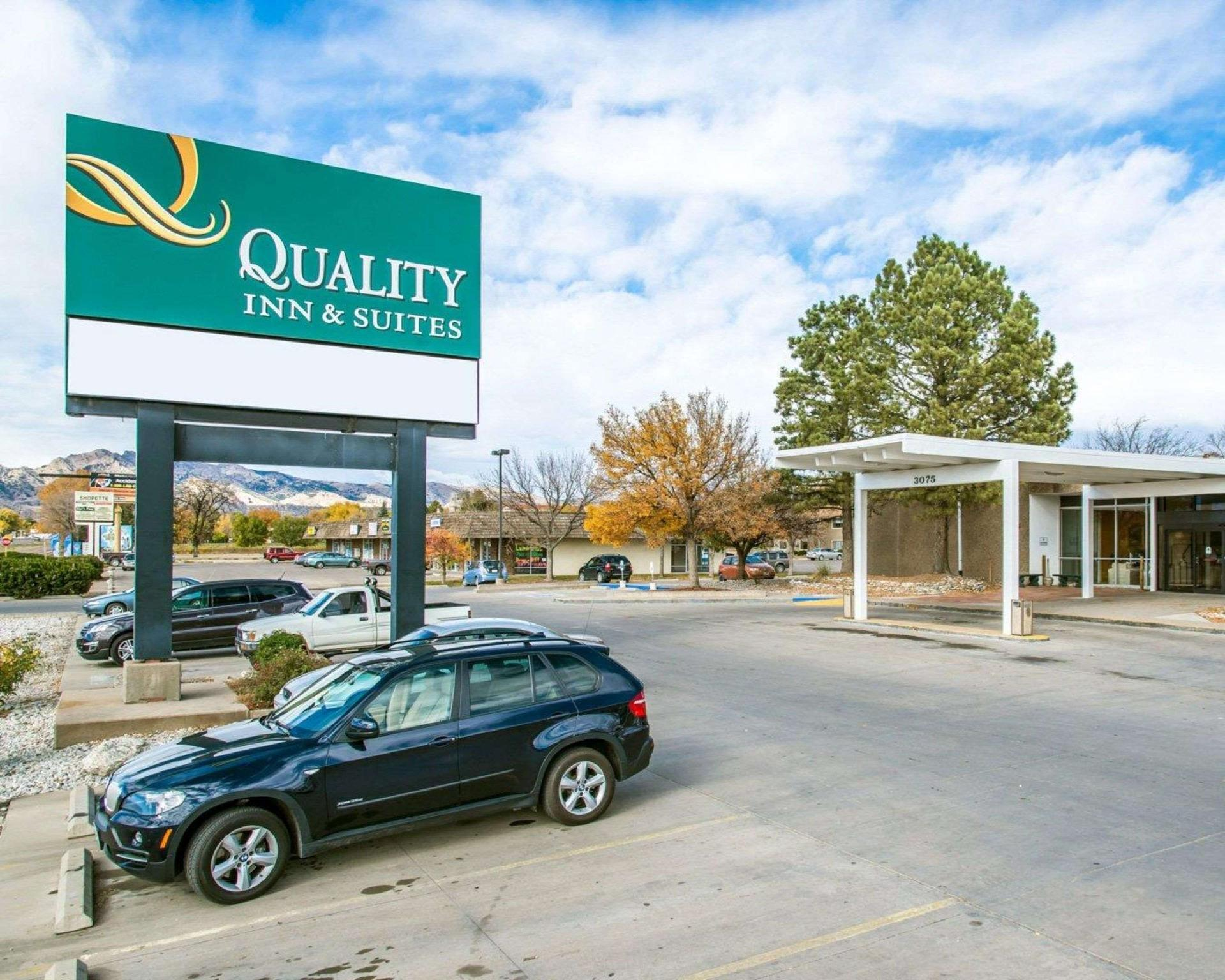 Quality Inn And Suites Canon City