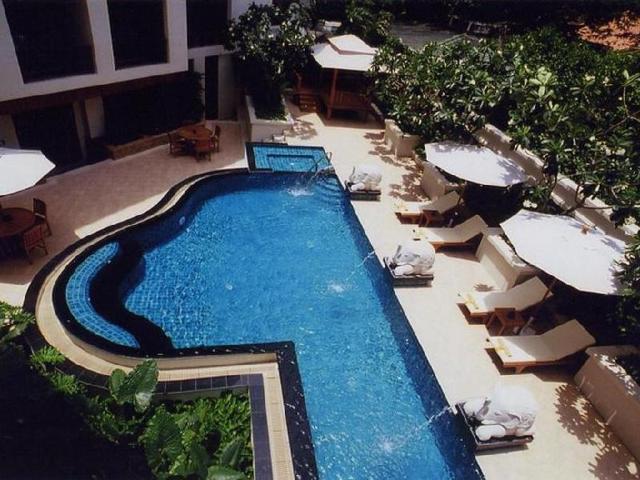 การ์เด้นโกรฟ สวีท เซอร์วิส อพาร์ทเมนท์ – Gardengrove Suites Serviced Apartment