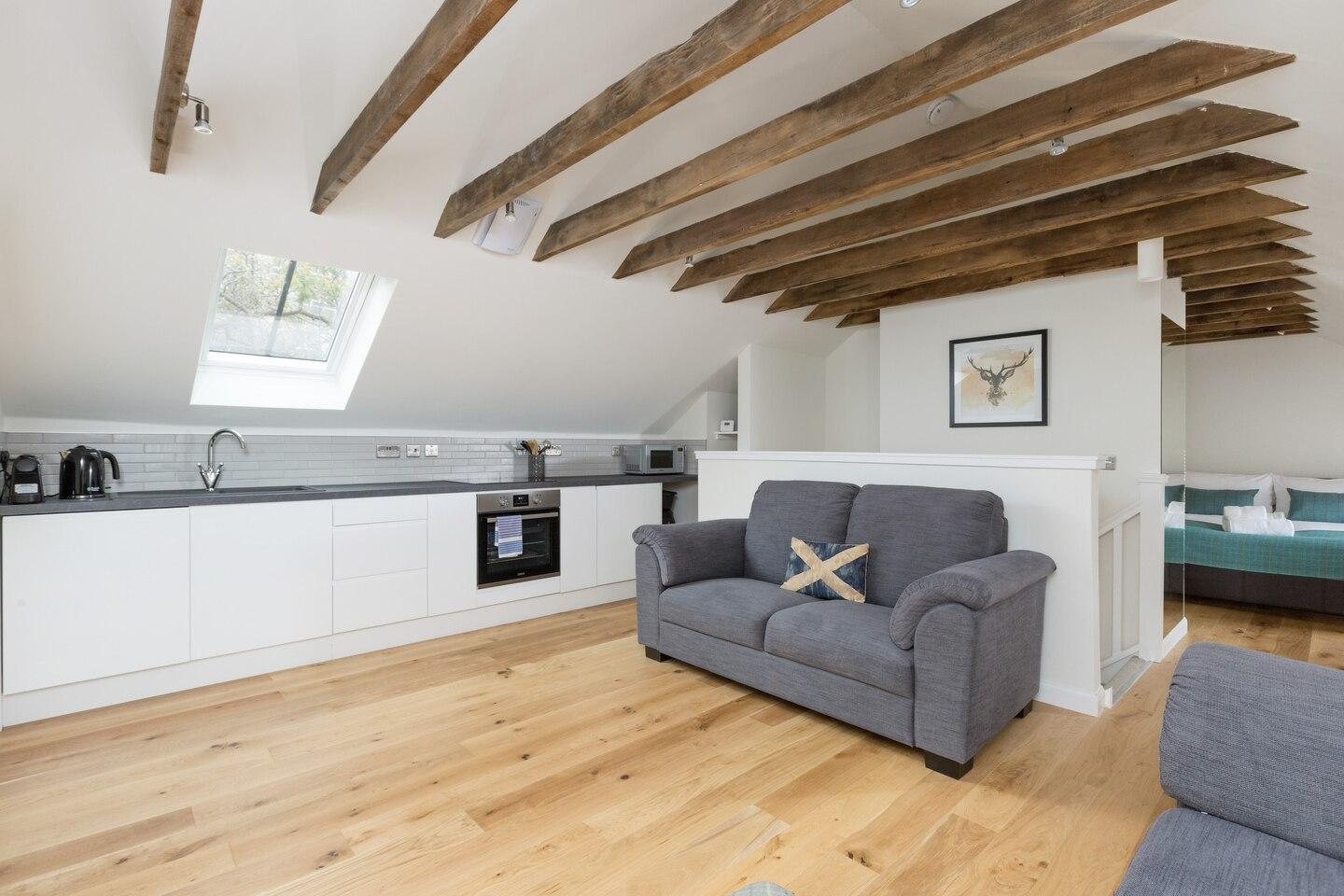 Stylish Mews House in The Heart of the City