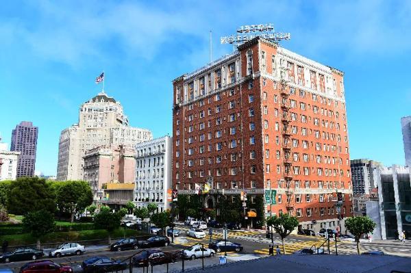 The Scarlet Huntington San Francisco