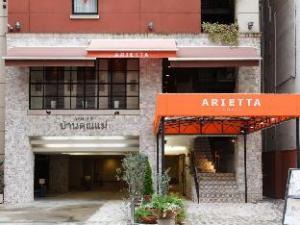 โรงแรมอาเรียตตา โอซาก้า (Arietta Hotel Osaka)
