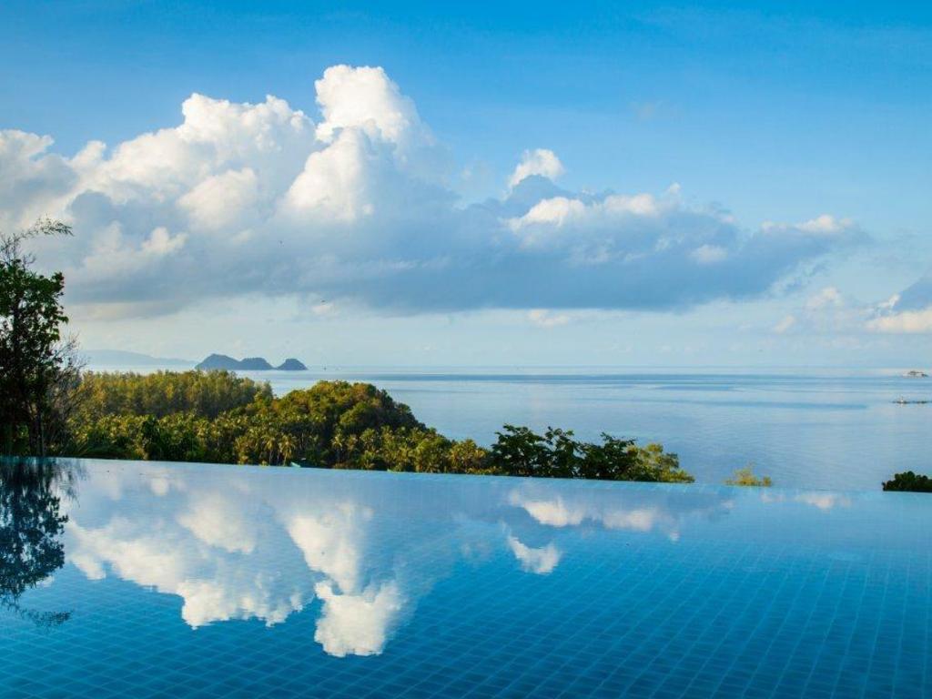 Scuba Diver Hotel Koh Phangan Sunset Hill Boutique Resort