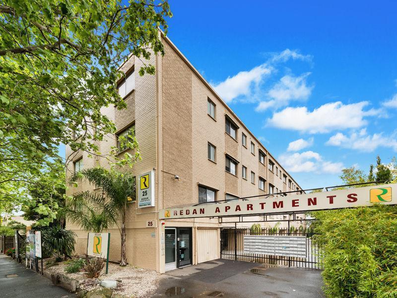 Redan Apartments