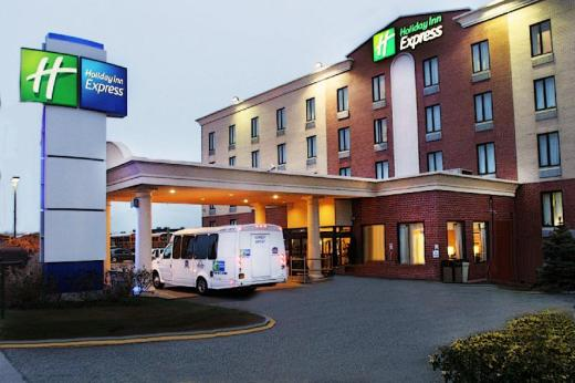 Holiday Inn Express Kennedy Airport