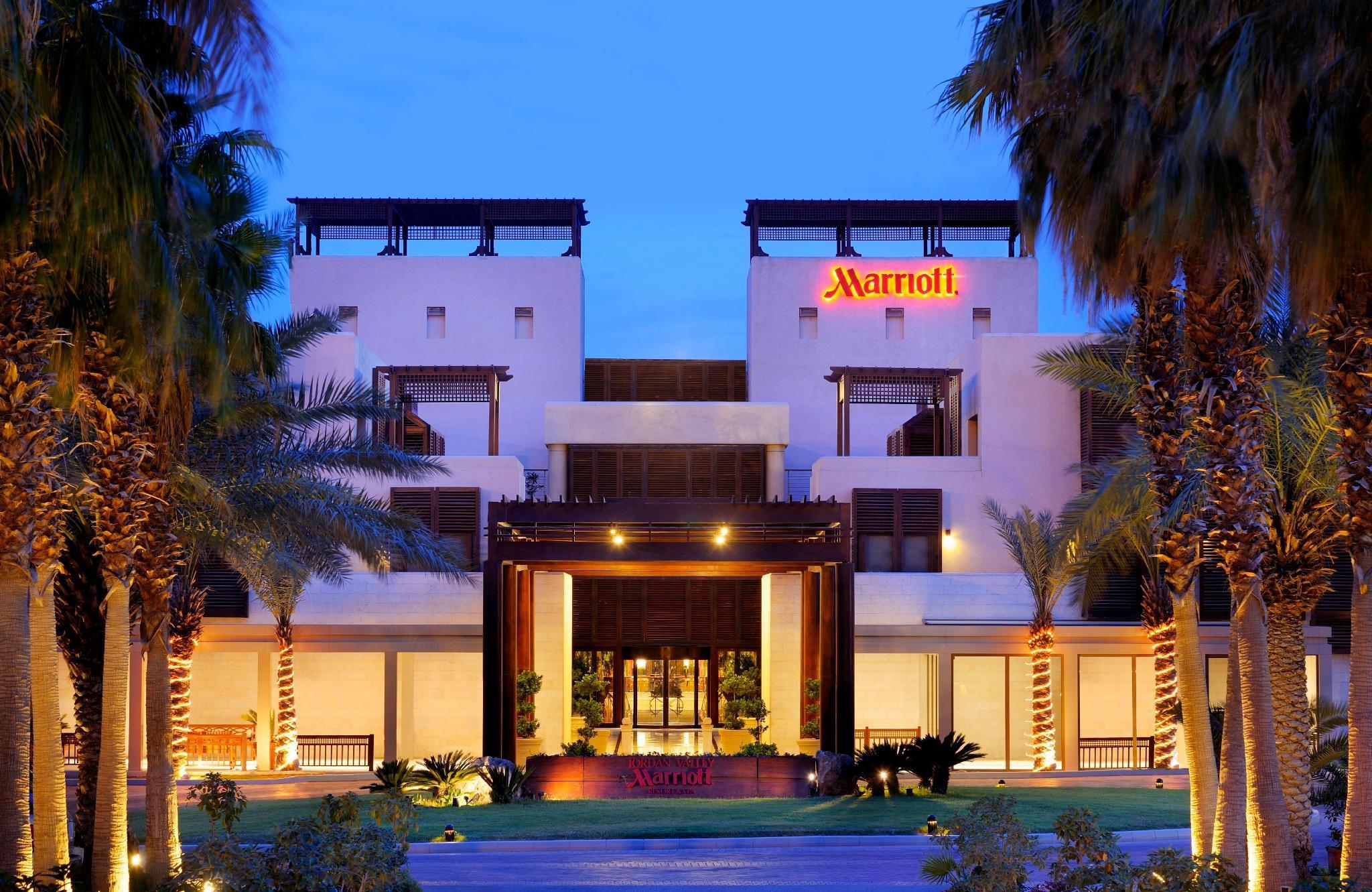 Dead Sea Marriott Resort And Spa