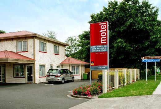 Best Western BKs Pioneer Motor Lodge Hotel