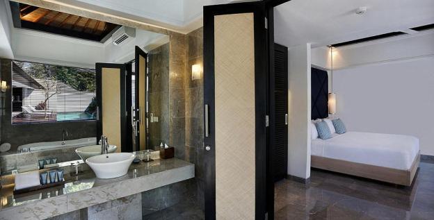 4 Bedroom Presidential Pool Villa+ Brkfst @Seminyak