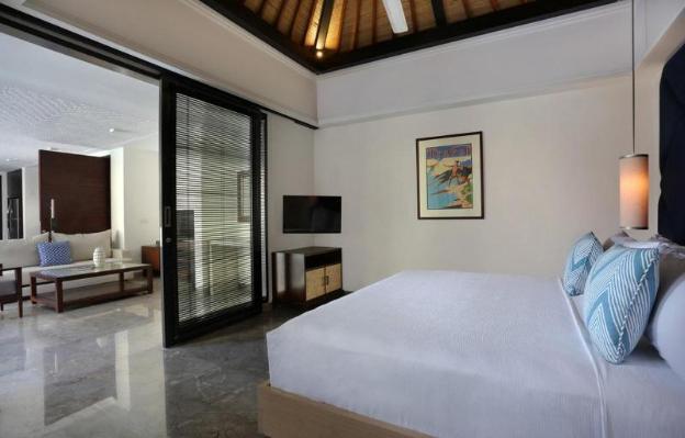 3 Bedroom Presidential Pool Villa + Brkfst @Seminyak