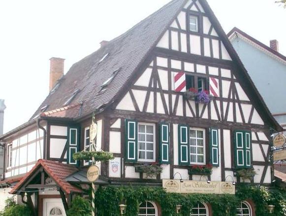 Hotel Schutzenhof Mit Loungegarten